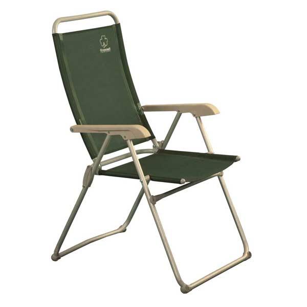 Кресло Greenell FC-8 складноеСкладное кемпинговое кресло без регулировок. Ткань: сетчатый полиэстер - легко моется, устойчив к ультрафиолету.<br><br>Вес кг: 4.50000000