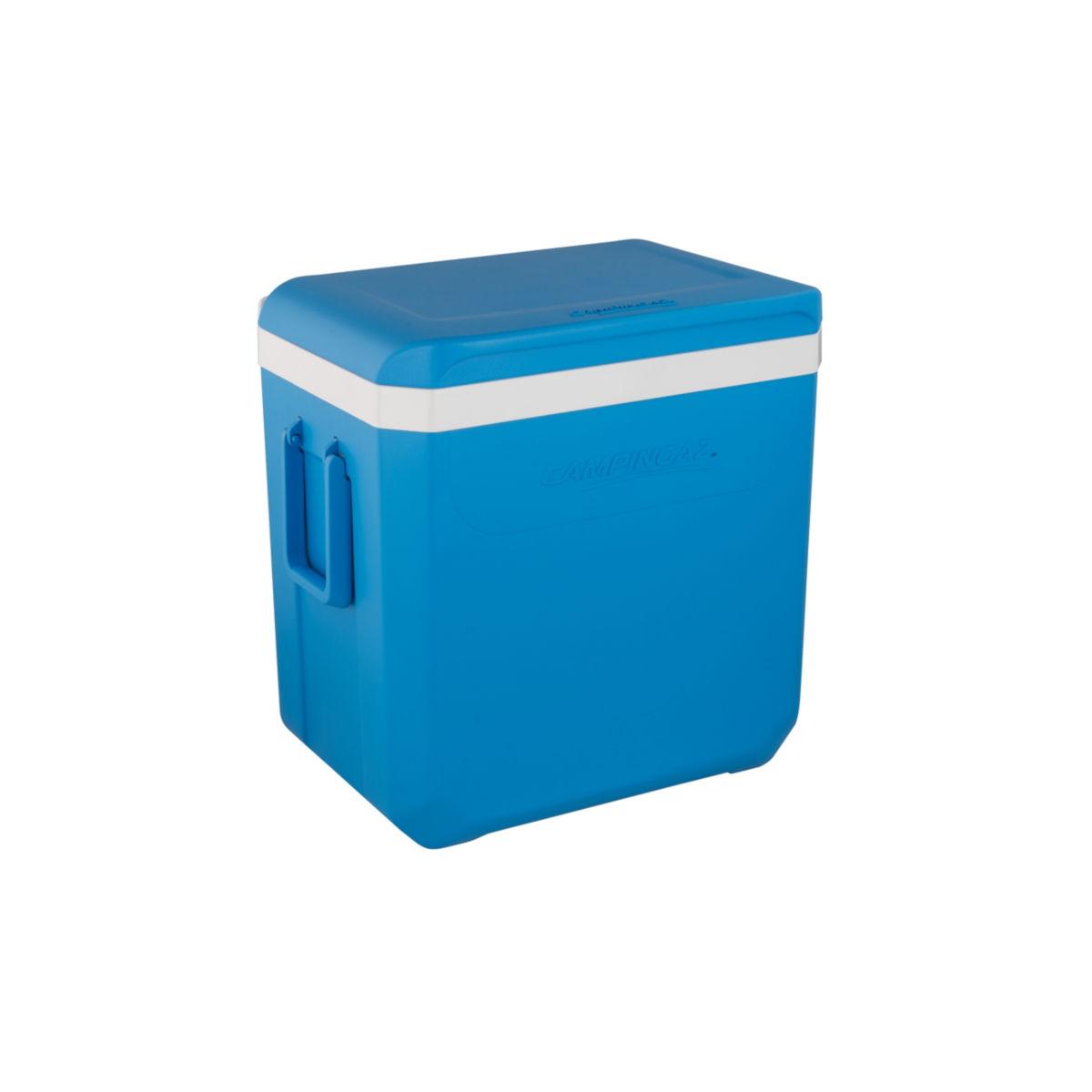 Контейнер изотермический Campingaz Icetime Plus 42LИзотермические контейнеры ICETIME® PLUS. Легкие и удобные для транспортировки. <br><br>Объем 42 л<br>Держат     холод до 29 часов при использовании аккумуляторов холода Freez Packs<br>Эргономичная ручка, запирающаяся крышка<br>