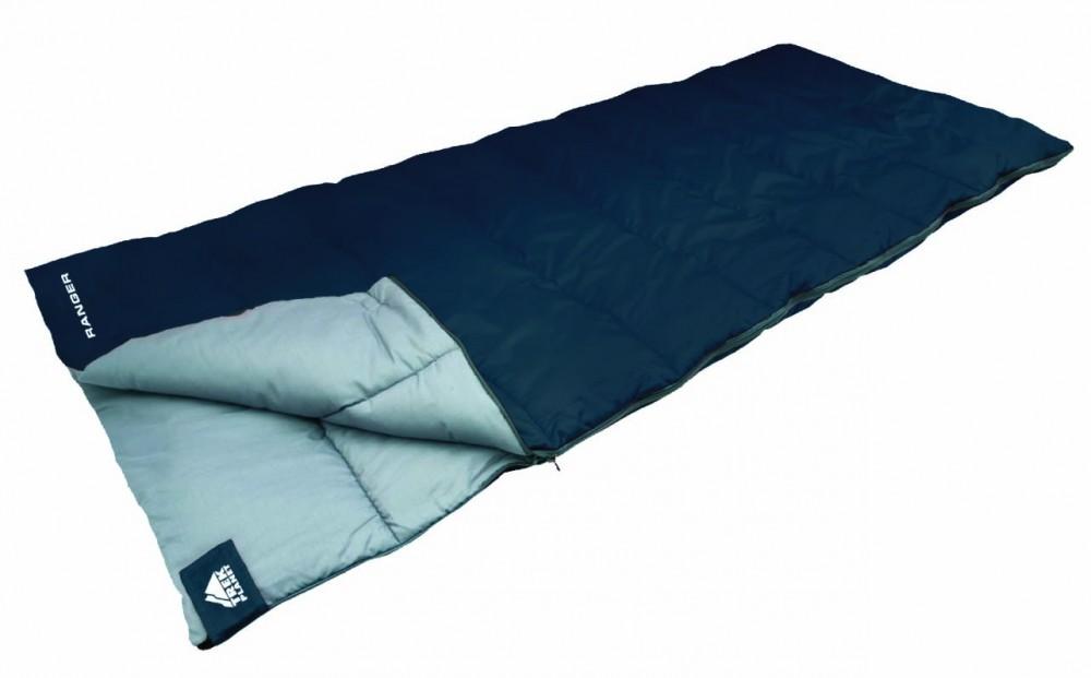 Спальный мешок Trek Planet Ranger JRКомфортный, легкий и очень удобный в использовании, спальник-одеяло Trek Planet Ranger JR предназначен для походов преимущественно в летний период. Этот спальник пригодится вам во время поездки на пикник, на дачу, во время туристического похода или поездки на рыбалку. К его несомненным достоинствам можно отнести то, что в остальное время его можно использовать как одеяло для гостей.<br><br><br>Молния расположена по двум сторонам спальника, короткой и длинной,<br><br>Молния имеет два замка с обеих сторон,<br><br>Термоклапан вдоль молнии,<br><br>Внутренний карман,<br><br>Небольшой вес,<br><br>К спальнику прилагается чехол для удобного хранения и переноски.<br><br>Вес кг: 0.80000000