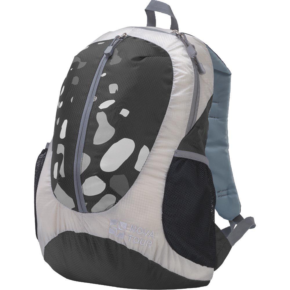 Рюкзак Nova Tour Клауд 20Классический городской рюкзак с необходимым функционалом. Боковые карманы из сетки, органайзер<br><br>Вес кг: 0.50000000