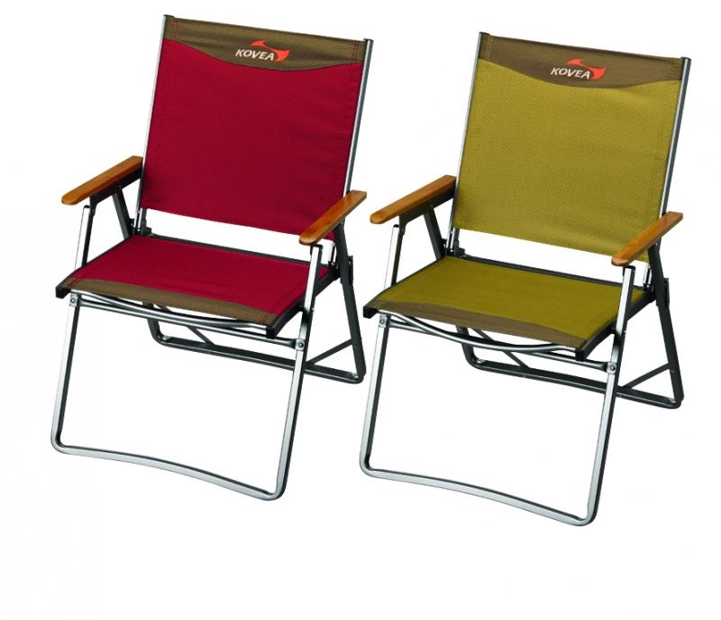 Кресло Kovea Titan Flat Chair L KM8CH0202Складное кресло. Удлиненная спина. Деревянные подлокотники. Алюминиевый каркас холодного анодирования, надежная стальная фурнитура. Цвета: комбинированный бордо/комбинированный песочный.<br><br>Вес кг: 2.60000000