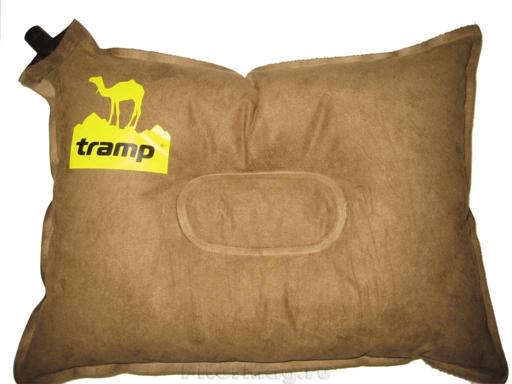 Подушка Tramp TRI-012 самонадувающаясяЭта компактная, легкая самонадувающаяся подушка позволит вам быстро и комфортно расположиться на природе. Упакована в компактный тканевый мешочек, который удобно разместить в рюкзаке или сумке.<br><br>Вес кг: 0.30000000