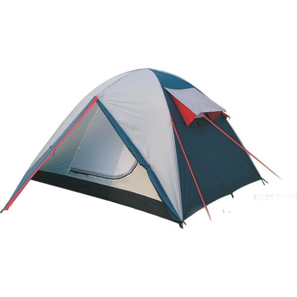 Палатка Canadian Camper IMPALA 2 Royal трекинговаяIMPALA - универсальная палатка для туристических походов.<br><br>Имеет минимальный вес, при этом обеспечивая оптимальное пространство пользователям. Два входа и большие вентиляционные окна обеспечат комфорт даже в летний зной. Палатка имеет два больших тамбура для хранения туристической экипировки. Окна и входы в палатку защищены противомоскитными сетками.<br><br>Вес кг: 3.70000000