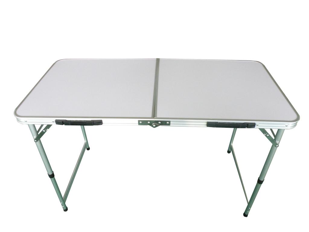 Стол Tramp TRF-003 складнойВысота стола регулируется, 2 положения: 54 и 70см. Тканевый чехол защищает от царапин при перевозке и хранении. Универсальный стол для загородного отдыха.<br><br>Вес кг: 4.20000000