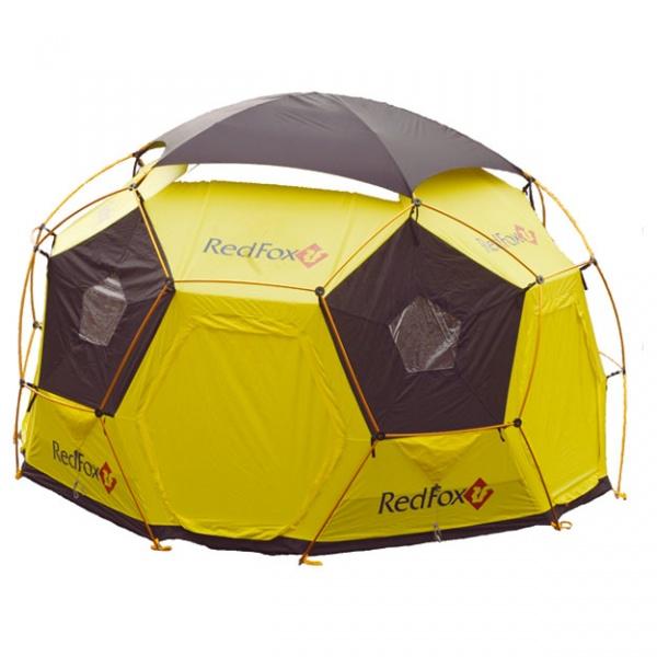 Палатка RedFox Base FoxИдеальна для использования в качестве столовой, радиорубки или штаба. Большая палатка для базового лагеря. Пять входов, пять закрывающихся окон. Большое вентиляционное окно наверху. Карманы для вещей первой необходимости. Возможно размещение большого количества людей. Все швы проклеены. В модели применяются стойки DAC.<br><br>Вес кг: 19.10000000