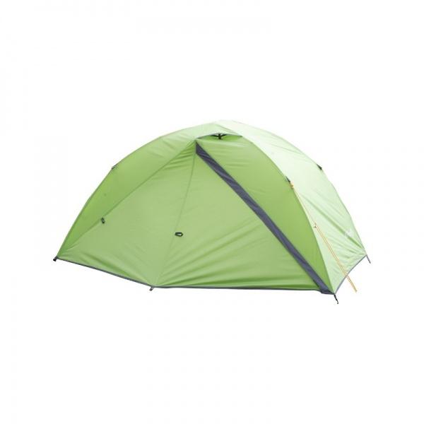 Палатка RedFox Fox Comfort 2 V2 трекинговаяКомфортная двухслойная палатка для туризма и активного отдыха. Крючки на внутренней палатке для стоек. Ткань внутренней палатки обладает высокими дышащими свойствами. Высококачественный алюминиевый каркас повышенной прочности. Проклеенные швы тента и дна. Штормовые оттяжки. 2 входа на молнии. 2 тамбура, один из которых увеличенного размера. Регулируемые вентиляционные клапаны на тенте. 2 вентиляционных окна, закрытых сеткой. Входы продублированы противомоскитной сеткой. Удобные внутренние карманы для вещей первой необходимости. Легко устанавливается одним человеком. Возможность установить внутреннюю палатку отдельно<br><br>Вес кг: 2.90000000