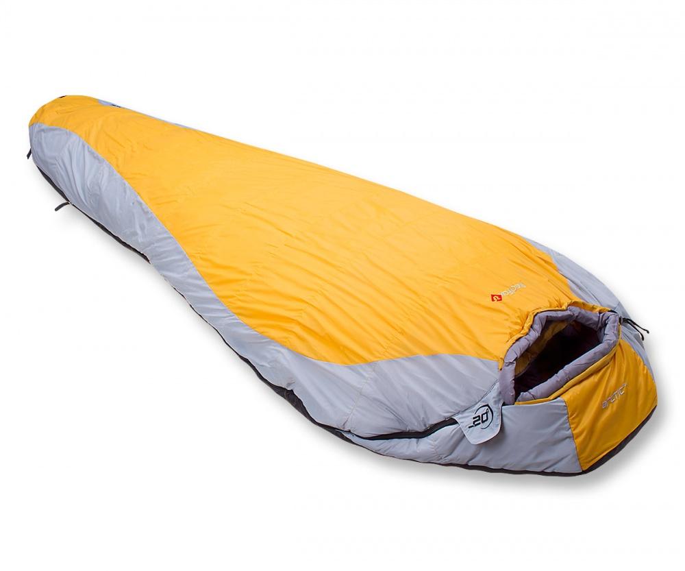 Спальный мешок RedFox Arctic-20 XLУютный спальный мешок. Разъемная двухзамковая молния. Возможность состегивания<br><br>Вес кг: 1.60000000