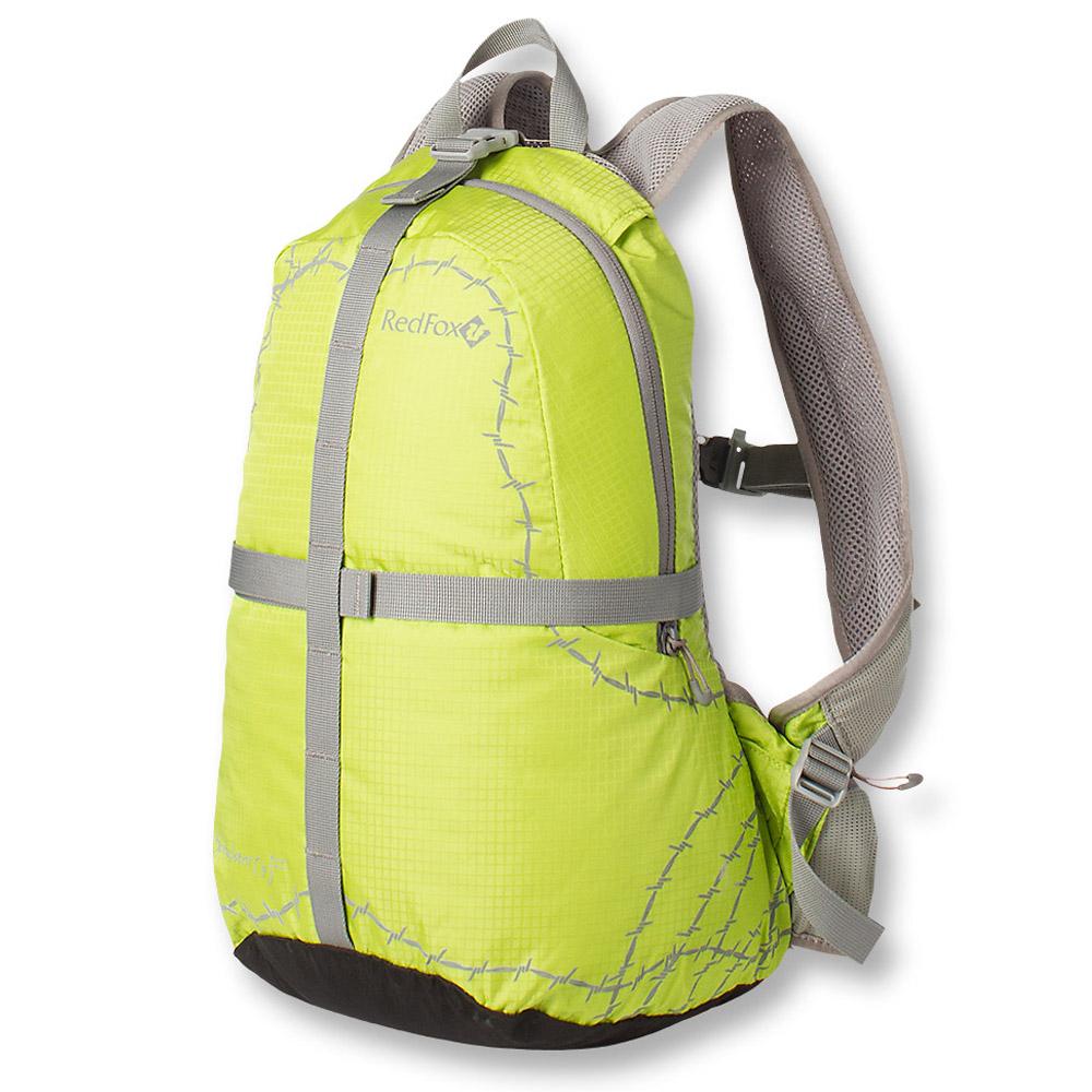 Рюкзак RedFox Speedster 9 R-1-AУдобный рюкзак для городских целей. Active подвесная система. Грудной фиксатор лямок (и/или) боковые стяжки. 2 объемных кармана на поясе. Органайзер. Анатомический поясной ремень<br><br>Вес кг: 0.60000000