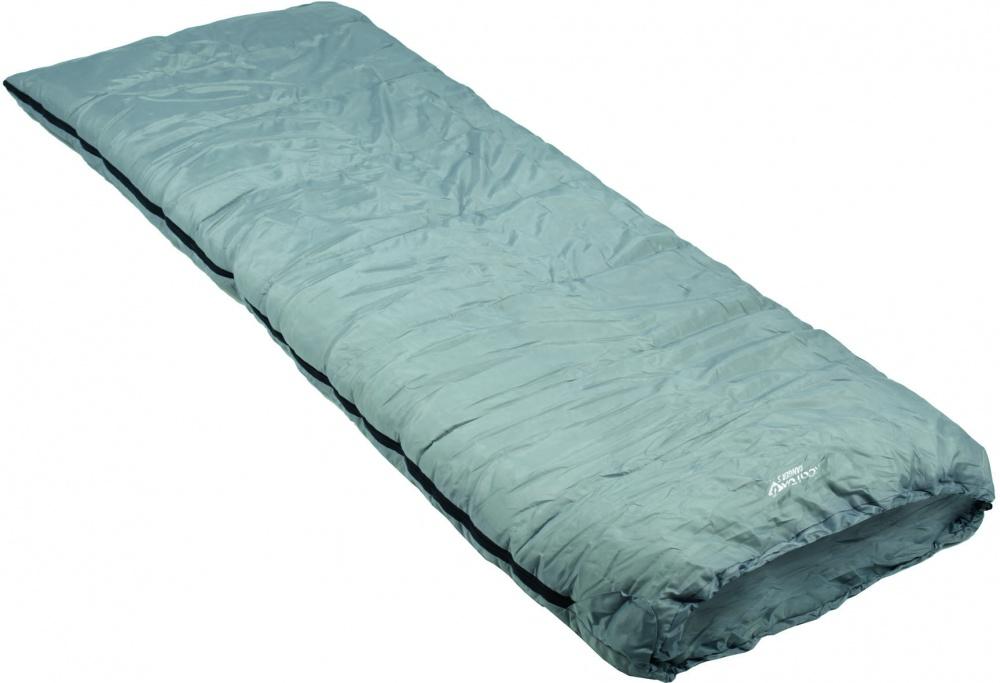 Спальный мешок RedFox Ranger SЛегкий и компактный спальник-одеяло для несложных походов, кемпинга и отдыха на природе. Защитный внутренний клапан, расположенный по всей длине молнии, обеспечивает дополнительную защиту от холода. Разъемные двухзамковые молнии для регуляции воздухообмена и удобства состегивания. Специальная защитная лента, предохраняющая ткань от попадания в молнию. Фиксация замка молнии клапаном с застежкой Velcro. Специальные петли для хранения и подвешивания спальника, позволяющие легко его просушить. Спальник упаковывается в легкий и прочный мешок<br><br>Вес кг: 1.30000000