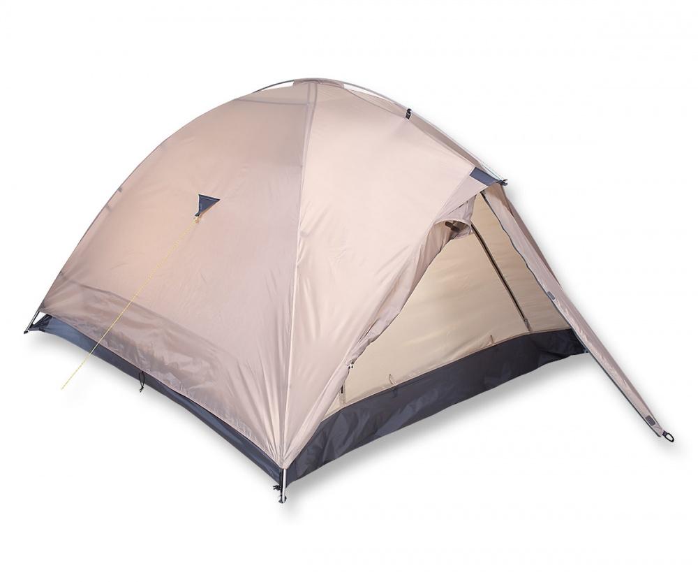 Палатка RedFox Challenger 4Большая палатка для комфортного отдыха. 2 входа на молнии, 2 вместительных тамбура. Закрывающиеся вентиляционные окна. Легко устанавливается одним человеком. Есть возможность установить внутреннюю палатку отдельно. Противомоскитные сетки на входах внутренней палатки. Все швы проклеены. Наличие штормовых оттяжек. Удобные внутренние карманы для вещей первой необходимости. Полиуретановое покрытие ткани, нанесенное на внутреннюю сторону, для водонепроницаемости<br><br>Вес кг: 3.24000000