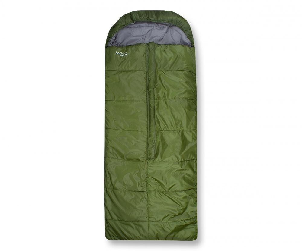 Спальный мешок RedFox ГеологБольшой и теплый спальный мешок для низких температур. Плоский капюшон регулируется по объему шнуром с фиксаторами. Защитный внутренний клапан, расположенный по всей длине молнии, обеспечивает дополнительную защиту от холода. Специальная защитная лента, предохраняющая ткань от попадания в молнию. Фиксация замка молнии клапаном с застежкой Velcro. Центральная молния позволяет свободно залезать в спальный мешок и покидать его даже в стеснённых условиях. Широкое дно позволяет спать в обуви. Специальные петли для хранения и подвешивания спальника, позволяющие легко его просушить. Спальник упаковывается в легкий и прочный мешок<br><br>Вес кг: 2.12000000