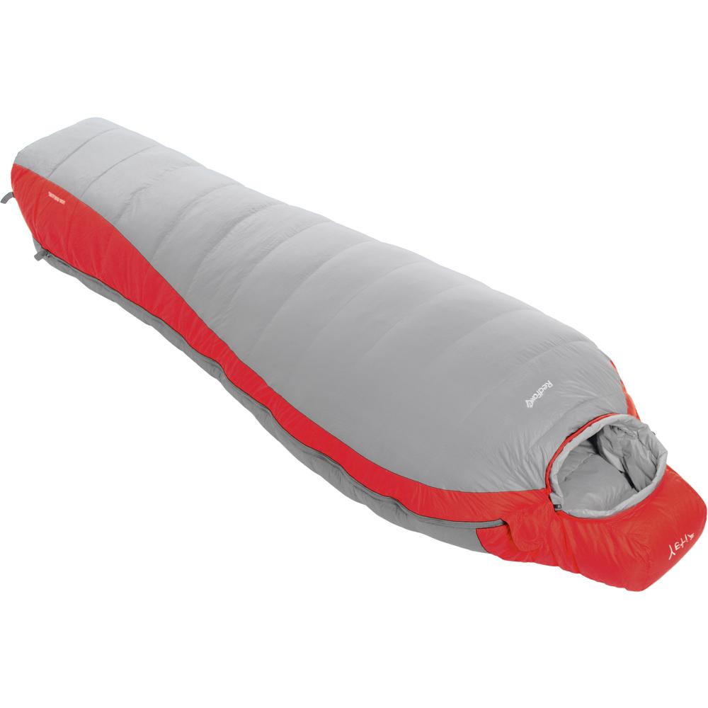 Спальный мешок RedFox Yeti-30Пуховый спальный мешок в форме кокона. Разъемная двухзамковая молния. Возможность состегивания<br><br>Вес кг: 1.67000000