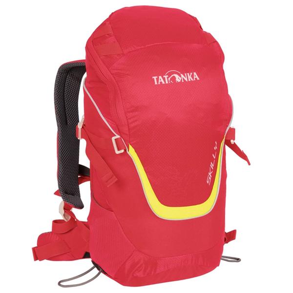 Рюкзак Tatonka Skilly 16 lobsterСпортивный рюкзак Tatonka Skilly для детей от 6-12 лет. Благодаря новой несущей системе X Vent обеспечивается оптимальная вентиляция и минимальный контакт со спиной. Плечевые ремни и поясной ремень обеспечивают идеальную подгонку.<br><br>Вес кг: 0.70000000