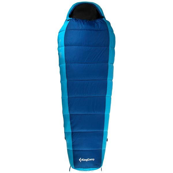Спальный мешок KingCamp Desert 250 LСпальный мешок закрывается на двустороннюю застежку-молнию. Этот теплый спальный мешок спасет Вас от холода во время туристического похода, поездки на рыбалку. Спальный мешок упакован в удобный нейлоновый чехол для переноски.<br><br>Вес кг: 1.98000000