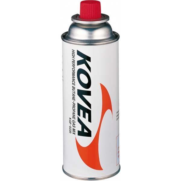 Газовый картридж Kovea 220, KGF-0220Баллон наполнен высокопроизводительной газовой пропановой смесью составом пропан 30%, бутан 70%. Температура использования до -10 °С.<br><br>Вес кг: 0.30000000