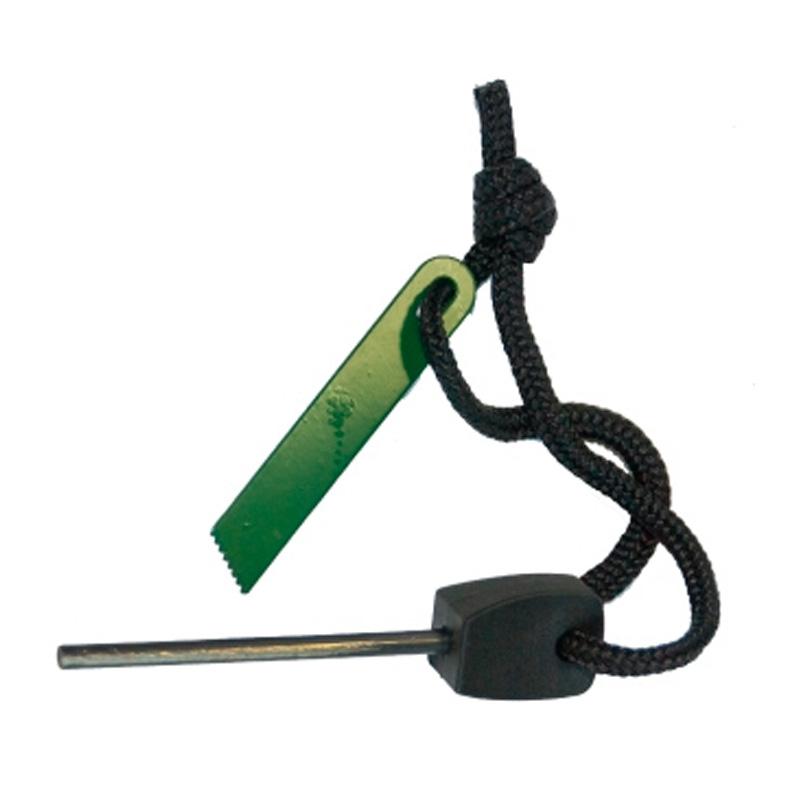 Огниво Tramp TRG-030Огниво Tramp TRG-030 намного надежней и удобней в использовании, чем спички. Оно поможет Вам развести огонь при любых погодных условиях - даже в дождь и при сильном ветре. С помощью огнива Вы легко подожжете бумагу, сухую траву и кору.<br>