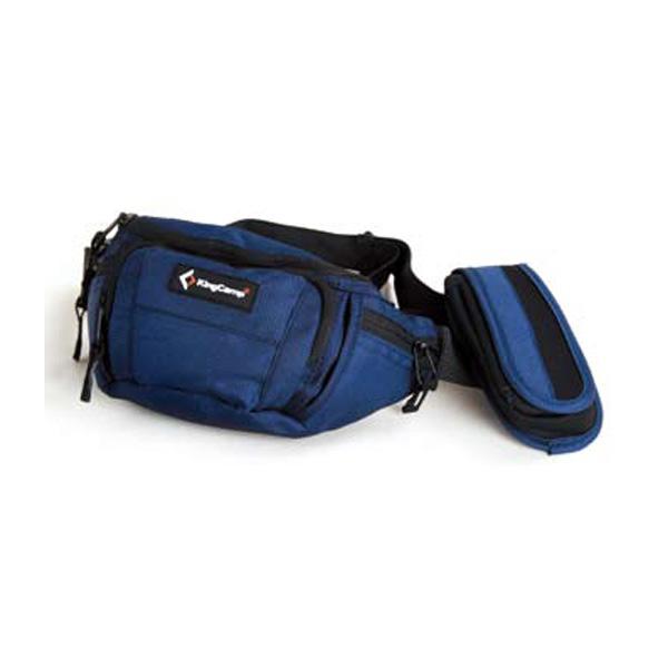 Сумка KingCamp Bird пояснаядобная поясная сумка со множеством кармашков для различных мелочей, непременно понравится велосипедистам и бегунам на длинные дистанции. Она достаточно плотно прилегает к телу и не болтается. Отдельный кармашек для телефона. Весит KingCamp Bird KB3278 всего 250г.<br><br>Вес кг: 0.30000000