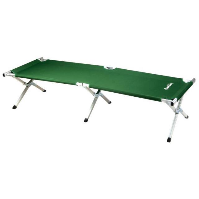 Кровать KingCamp Delux Camping Bed ArmyKing Camp Camping Bed ARMY KC 3806A - кровать кемпинговая складная. Размер 190Х63Х42 см. Предельная нагрузка 100 кг.<br><br>Вес кг: 6.00000000