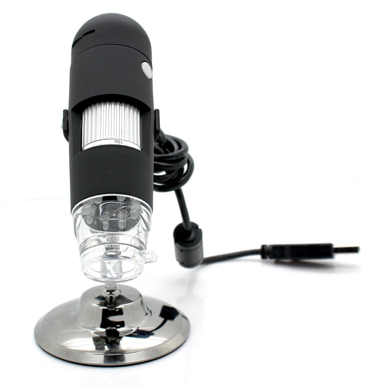 Цифровой USB-микроскоп DigiMicro 2.0Цифровой USB-микроскоп DigiMicro 2.0 идеален для микроскопического исследования любых объектов. Профессионально применяется в микроэлектронике, ювелирной промышленности при производственном контроле поверхностей, а также для учебы или хобби.<br>
