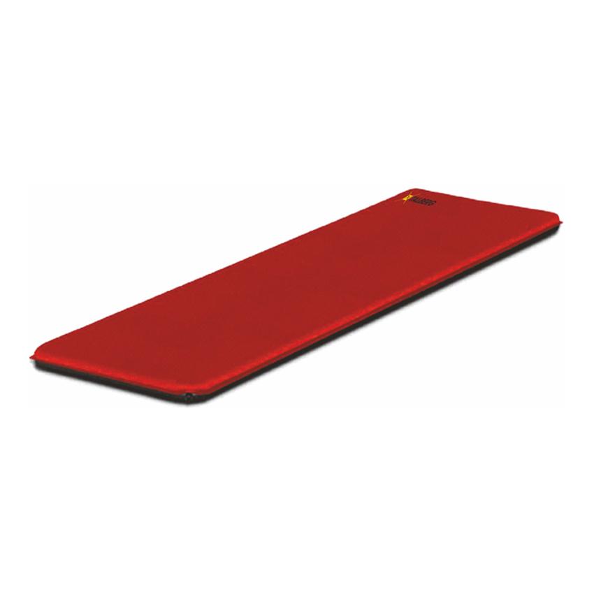 Коврик Talberg Camping Mat самонадувающийсяСамонадувающийся коврик увеличенного размера. Предназначен для пеших походов и кемпинга. Комплектуется чехлом для переноски и хранения, стягивающими ремнями и ремонтным набором.<br><br>Вес кг: 1.80000000