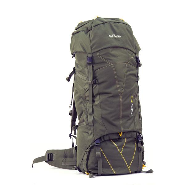 Рюкзак Tatonka Tamas 100 oliveВместительный рюкзак. Отличный выбор для походов на байдарках - алюминиевые шины легко вытаскиваются из спины рюкзака и рюкзак можно компактно сложить и убрать в лодку.<br><br>Вес кг: 2.60000000