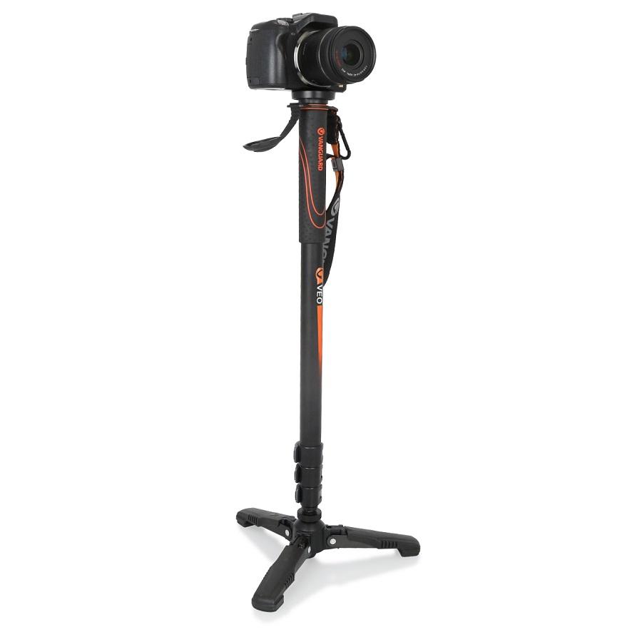 Монопод Vanguard VEO AM-264TR алюминиевыйМонопод или штатив для фотоаппарата или видеокамеры Vanguard VEO AM-264TR Aluminum Monopod – это яркий пример подхода к качеству, стилю, комфорту. Не сомневайтесь, все знакомые, друзья и коллеги заметят ваше новое приобретение и по достоинству оценят его. Просто попробуйте воспользоваться этим решением единожды, и вы поймете, насколько интересной и удобной может стать ваша жизнь.<br>