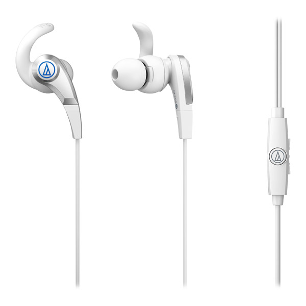 Наушники Audio-Technica ATH-CKX5iS White